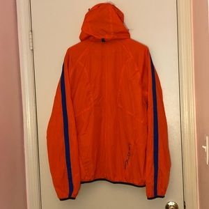 Ralph Lauren Orange & Blue jacket